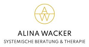 Alina Wacker Logo